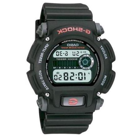 dw9052 g shock stainless steel