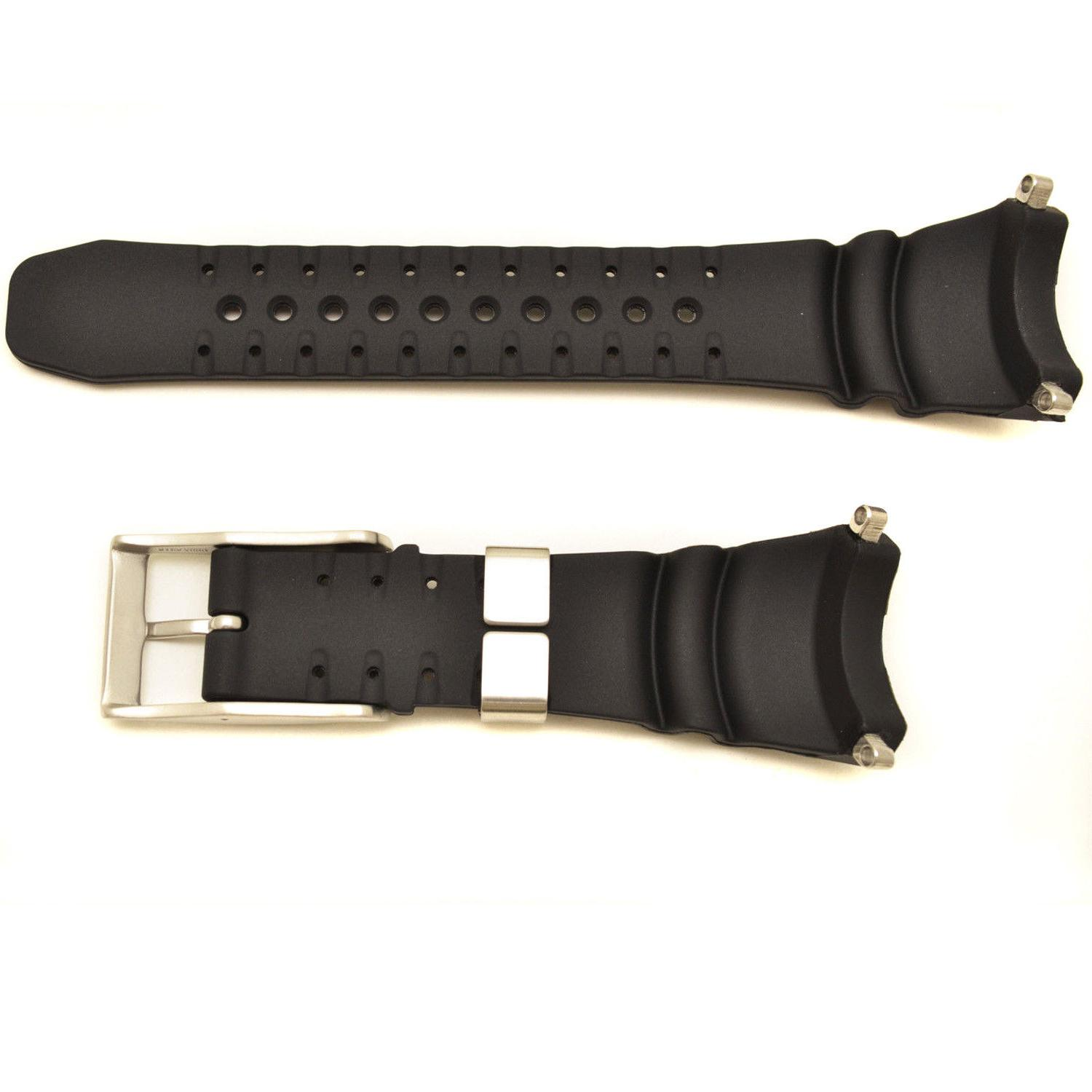 Citizen Eco-Drive Watch Rubber Strap