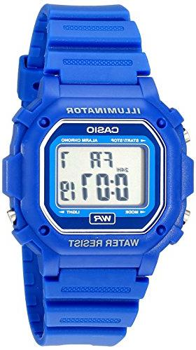 f108wh water resistant blue resin