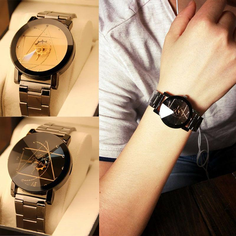 Fashion Watches Steel Quartz Analog Wrist