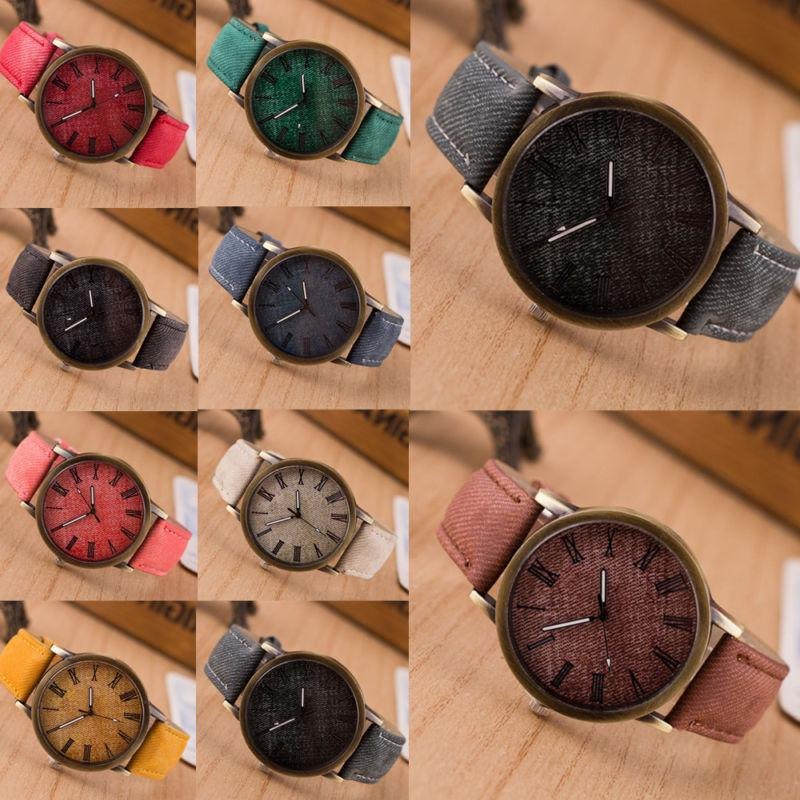 Watch Analog Quartz Wrist