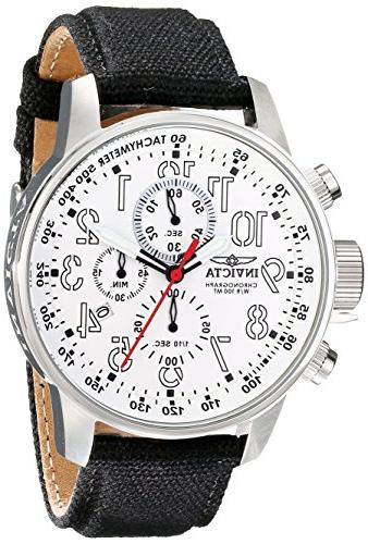 force collection stainless steel watch
