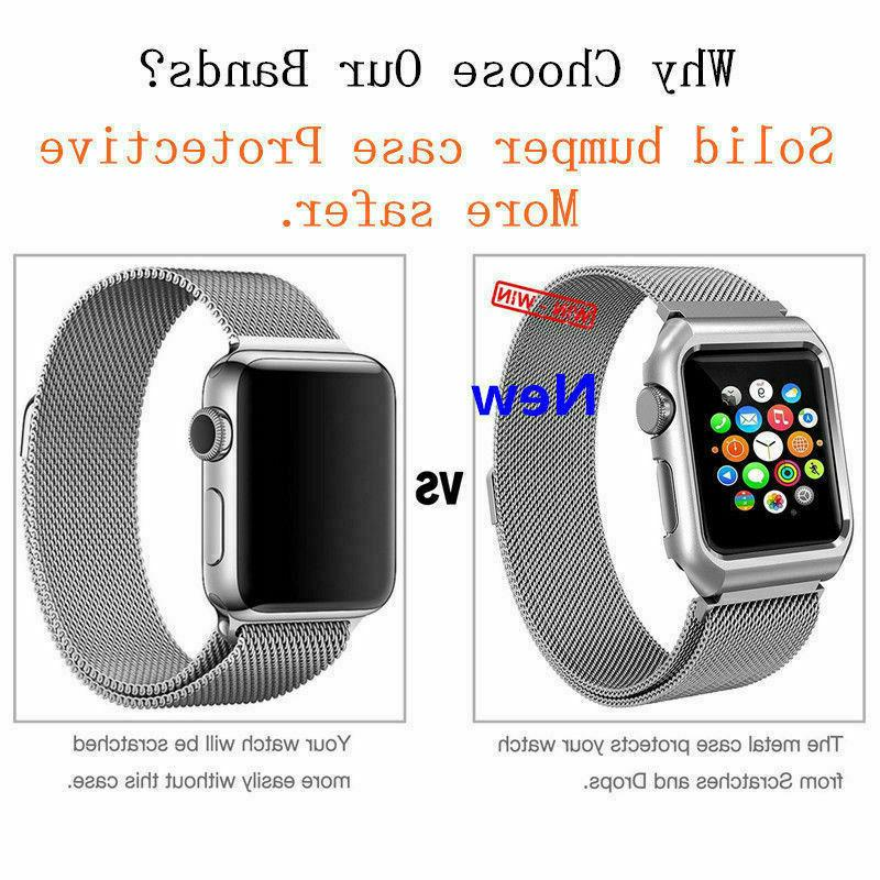For iWatch Apple Band Series 4 3 Women Strap Wristband