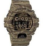 G-Shock GDX-6900CM Classic Series Stylish Watch - Green Camo