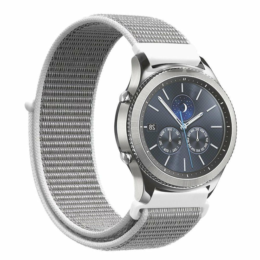 For Samsung Gear Frontier Classic Sport Loop Strap