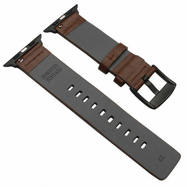Genuine Leather for iWatch Watch 5 4 1 38mm/40mm