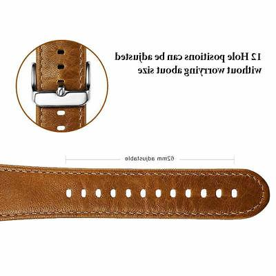 Genuine Leather Watch for iWatch Apple Watch 1 38mm