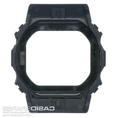 Genuine G-Shock DW-5600E GB5600 Black Cover
