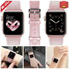 iWatch Genuine Leather Strap Wrist Band Replacement for Appl
