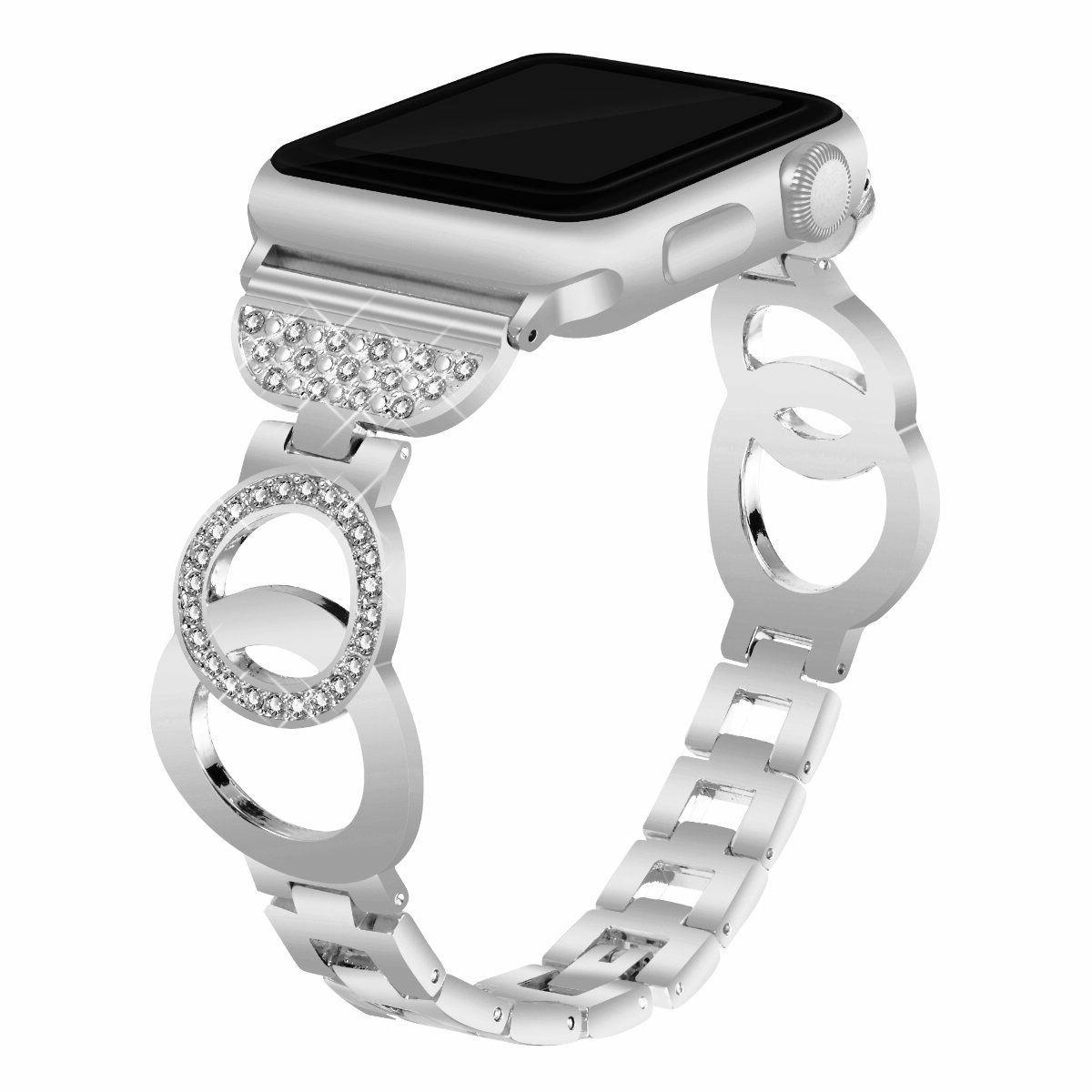 iwatch stainless steel replacement band 42mm apple