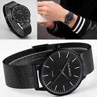 $New Men's Luxury Stainless Steel Casual Watch Sport Quartz