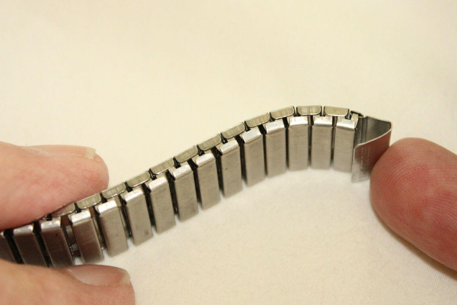 Mens Replacement Expansion Watchband American