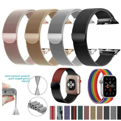 milanese loop apple watch band for series