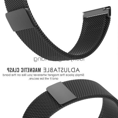 Milanese Loop Band Strap For Galaxy Watch Active2 44mm