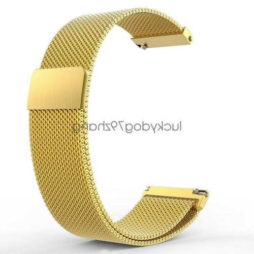 Milanese Mesh Band For Galaxy Watch 44mm
