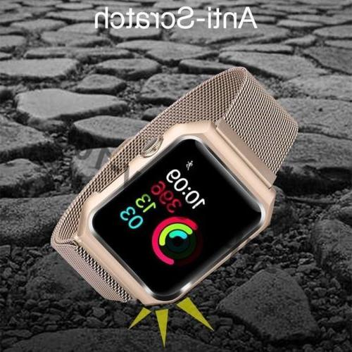 Milanese Steel Band Strap For Apple 38mm