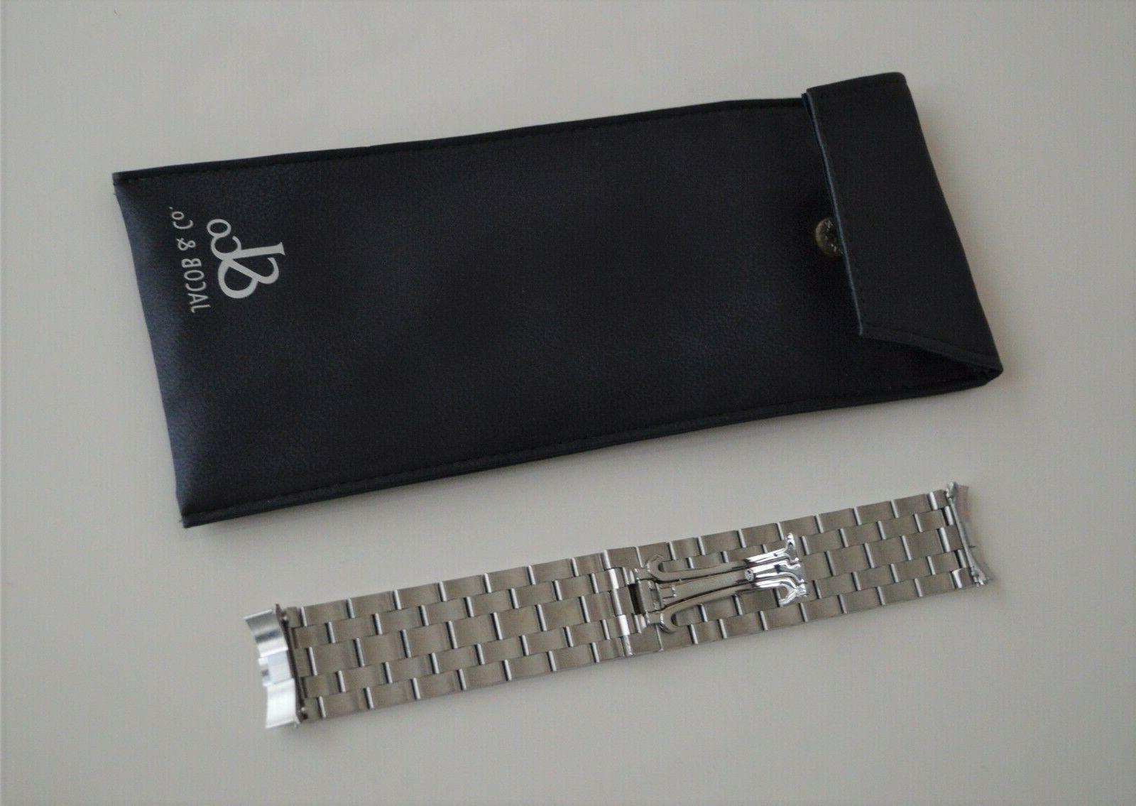 Stainless Watch Band