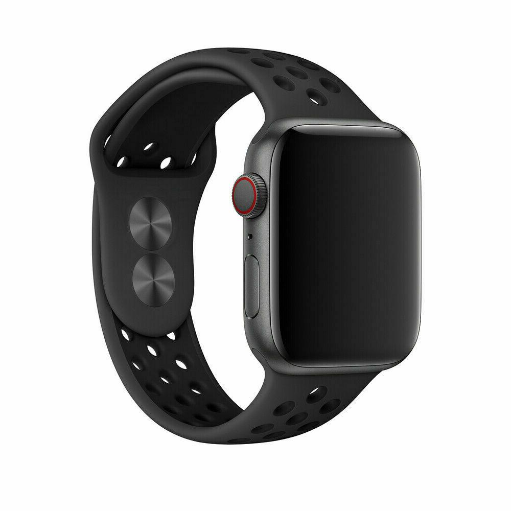 new Silicone Sport 38/40mm 42mm Nike+ Watch 1 2 5