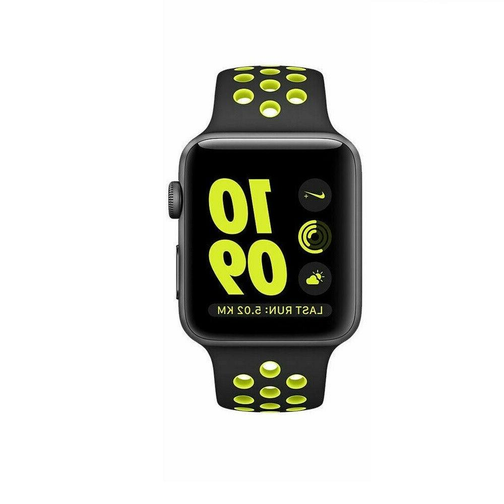 new Silicone 38/40mm Nike+ Apple 1 4 5