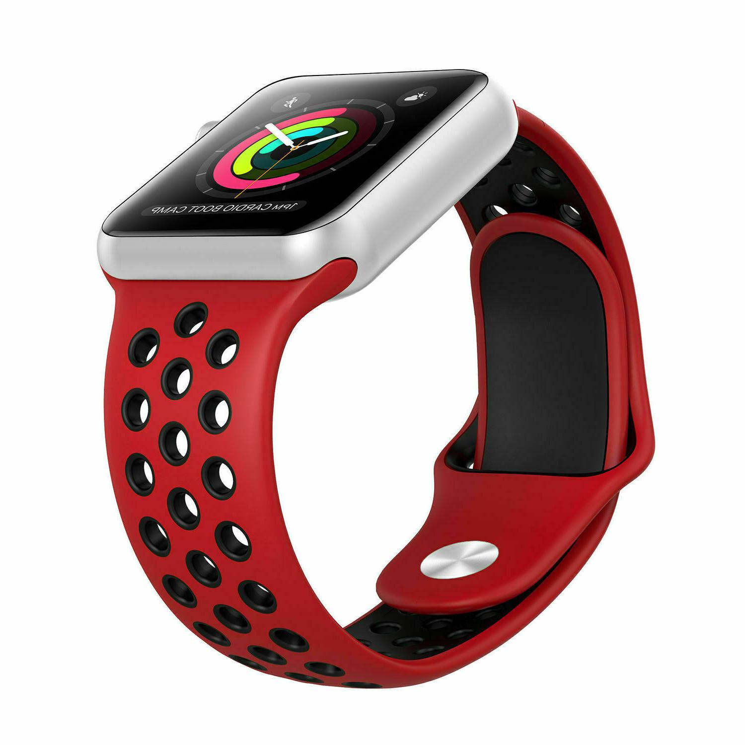 new Silicone 38/40mm 42mm Nike+ Apple 1 5