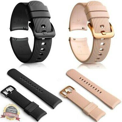 oem soft silicon watch strap sports band