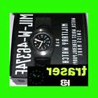 Traser P5900 Type 3 Tritium Military Tactical Watch Rubber S