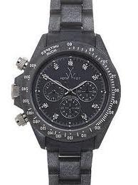 Pearlized Watch Collection - Gun Metal