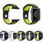 Replacement Silicone Nike Sports Bracelet Strap For Apple Wa