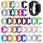 Replacement Silicone Sport Band Strap For Apple Watch 42mm 3