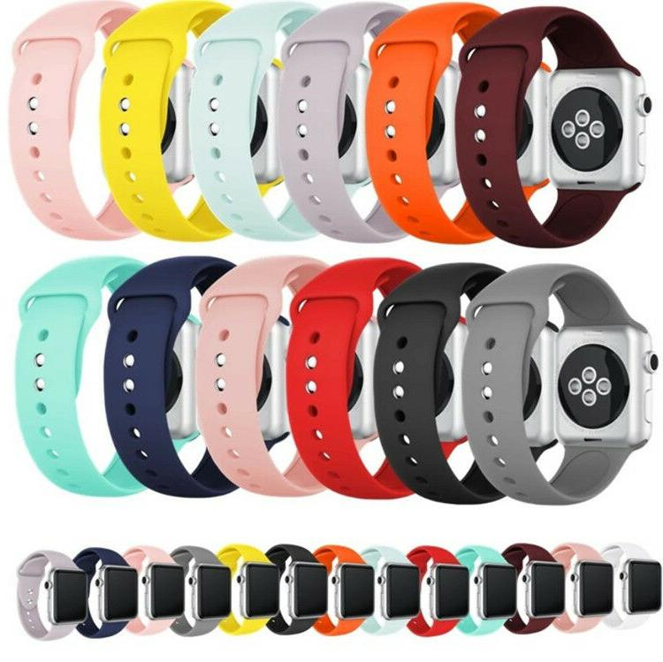Replacement Sports Silicone Band for Series