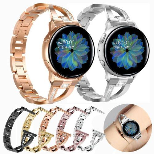 Samsung Galaxy Watch 42 46 Active 2 44/40mm Stainless Steel