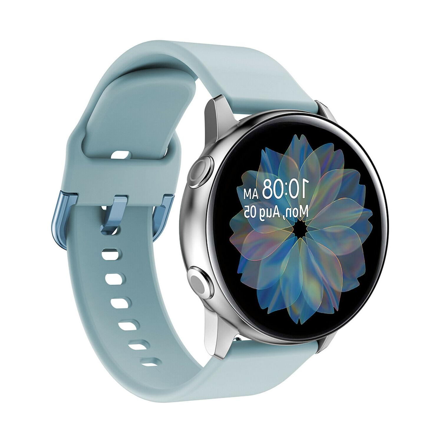 For Samsung Galaxy Watch Active 40mm 44mm Silicone