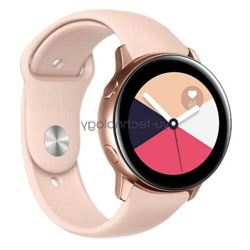 Samsung Galaxy Watch / 2 Soft Silicone Sport Strap Replacement