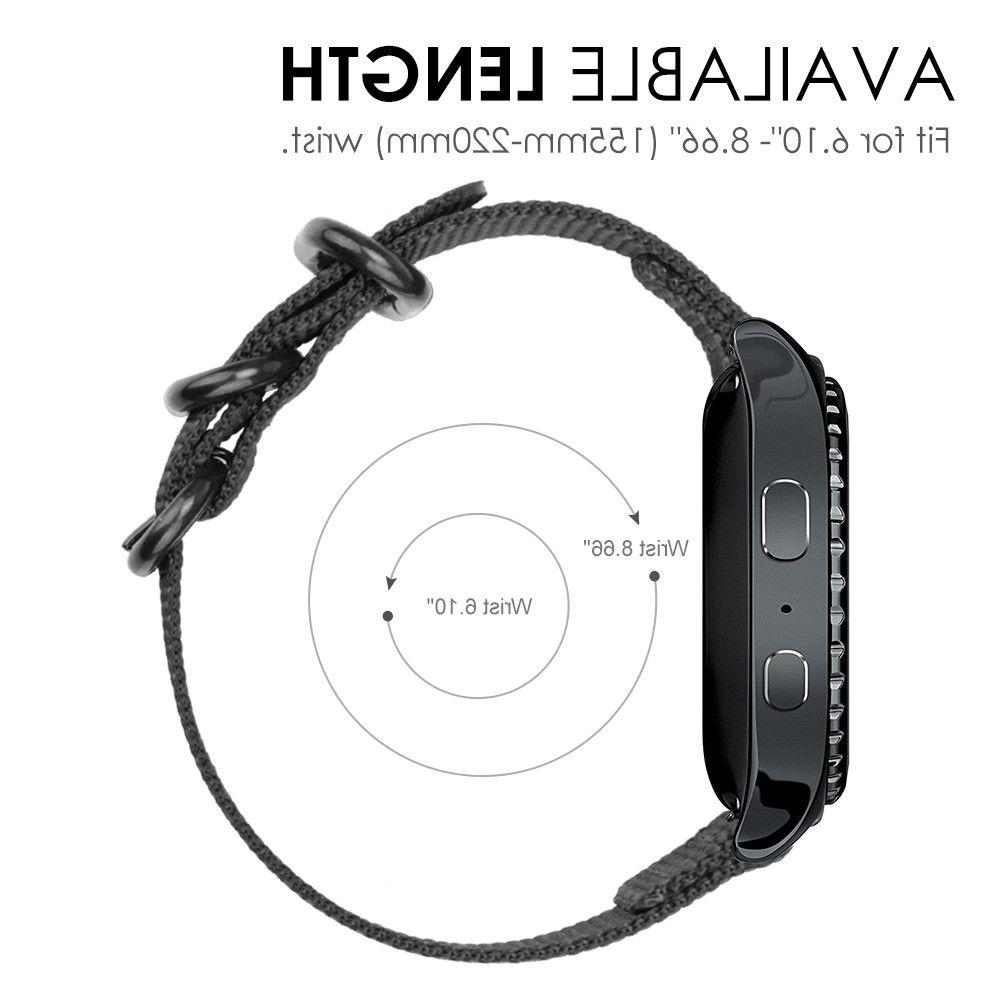 For Samsung Classic 3 20mm Nylon Band