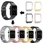 For Apple Watch Series 2/1 Stainless Steel Wrist iWatch Band