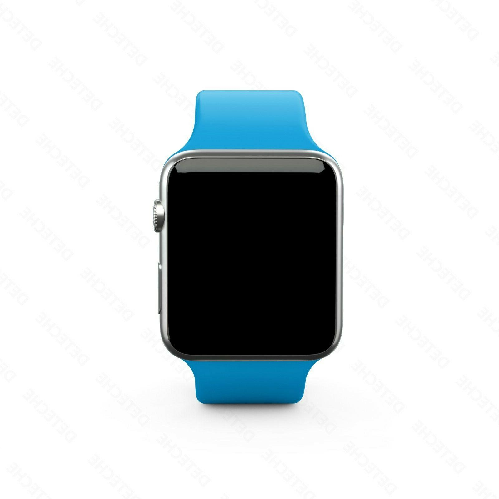 Silicone Band Apple iWatch Sports