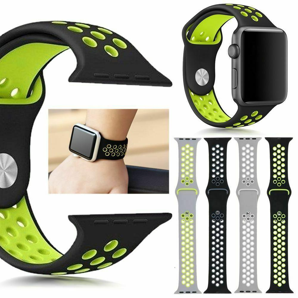 Silicone Watch Strap Apple iWatch 1
