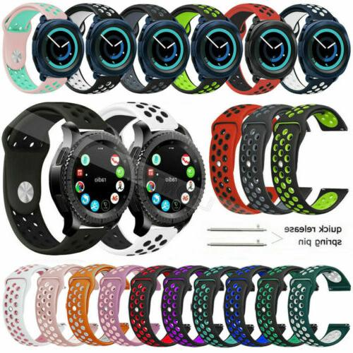 Silicone Sport Watch Band Strap For Samsung Galaxy Watch Act