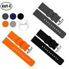 Vetoo 22mm Silicone Watch Bands, Silky Soft Quick Release Ru