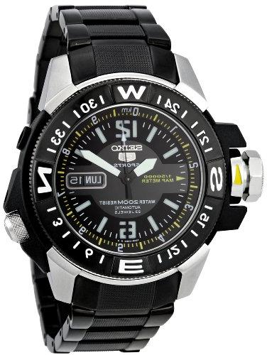 skz231 black dial 5 watch