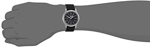 Seiko Men's Seiko 5 Automatic Stainless Steel Watch Black