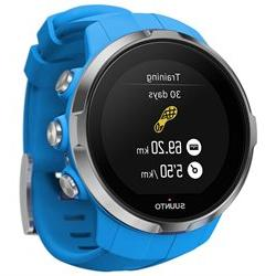 Suunto Spartan Sport Blue Chest Heart Rate