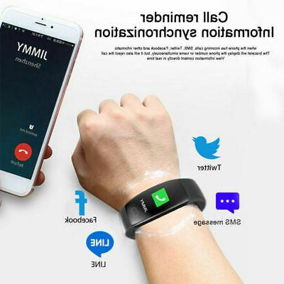 Sport Watch Band Blood Activity