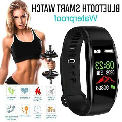 Sport Fitness Smart Watch Band Blood Pressure Activity