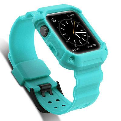 Silicone Bumper Apple Watch 3 / 42mm