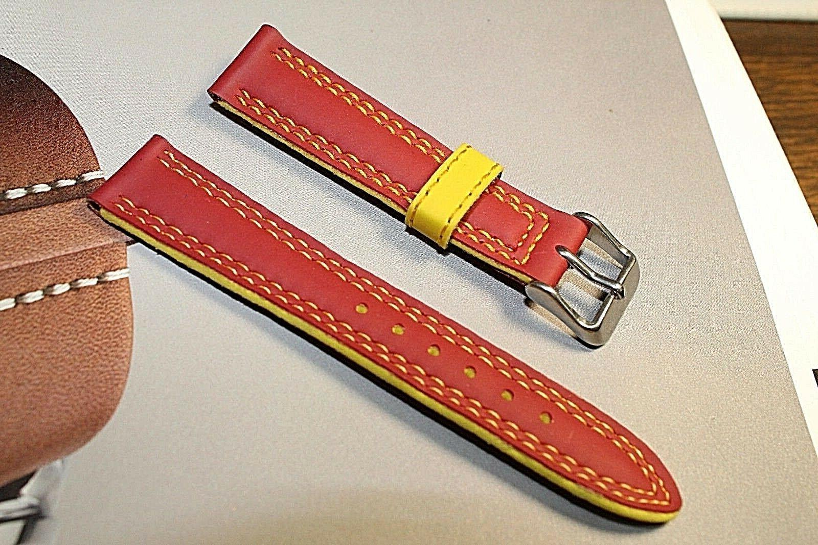 SPORTS RESISTANT WATCH BAND FITS WATCHES SECTOR