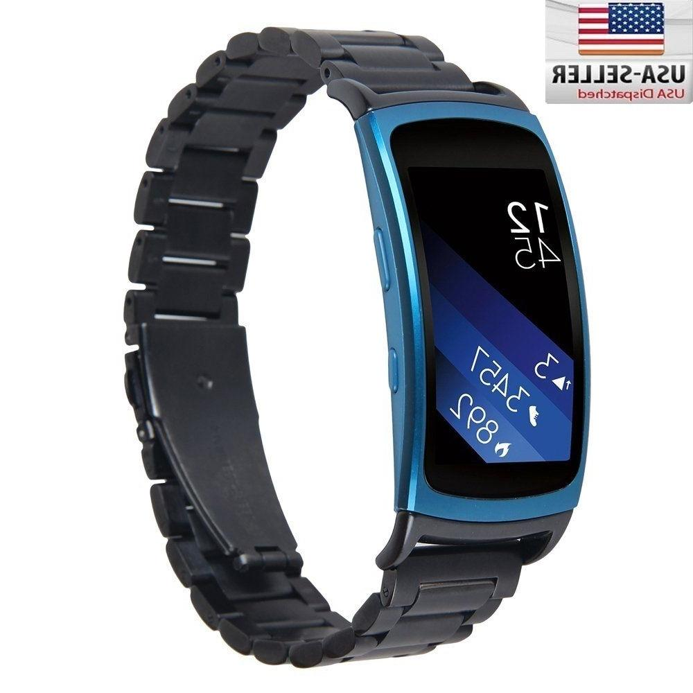Stainless Steel Bracelet Band Fit 2 Pro R365