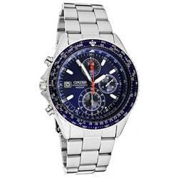 Seiko Mens Stainless Steel Chrongraph Watch