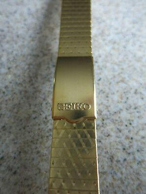 Seiko Dimple Pattern18mm Watch