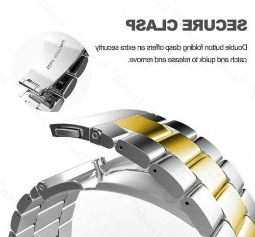 Stainless Steel Watch Band For S3 Frontier/Classic